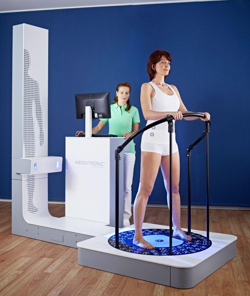Die Vorteile des Bodytronic 600 Messsystems
