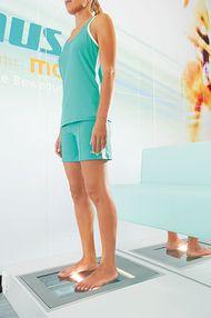 3D-Fußscanner erlauben die originalgetreue Darstellung Ihrer Füße am Computer