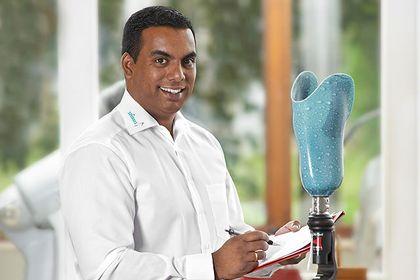 Anil Abraham – Orthopädietechnikermeister, Euro-Diplom BUFA Dortmund