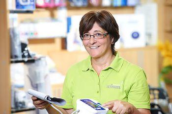 Andrea Weber Medizinprodukteberaterin