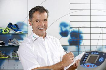 Jürgen Knapp – Orthopädieschuhmachermeister, zertifizierter Sport-Orthopädietechniker