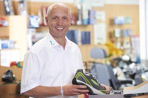 Ferdinand Weber – Geschäftsführer, Orthopädieschuhmachermeister