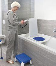 Geh- und Badehilfen bei Stinus Orthopädie GmbH