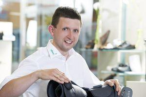Nikola-Horst Weber – Orthopädieschuhtechnikermeister, Filialleitung